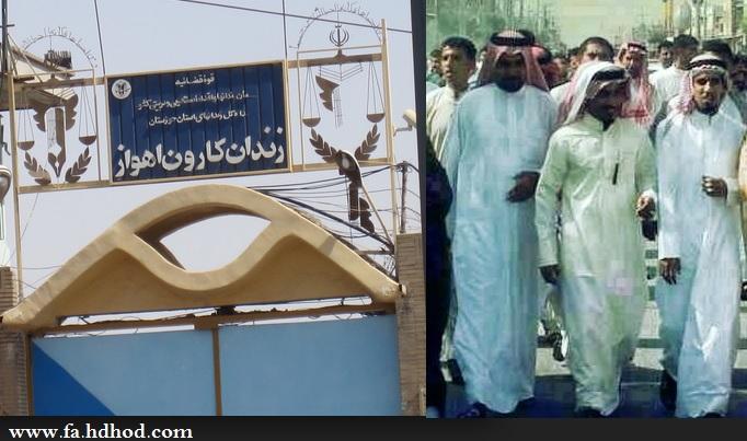 پرونده سازی وزارت اطلاعات عليه فعالان اهوازی