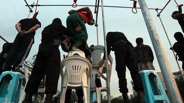بیست و پنج زندانی در رجایی شهر اعدام شدند