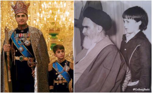 اقامت مجلل نوه خمینی در ژهانسبورگ برای یادگیری زبان انگلیسی