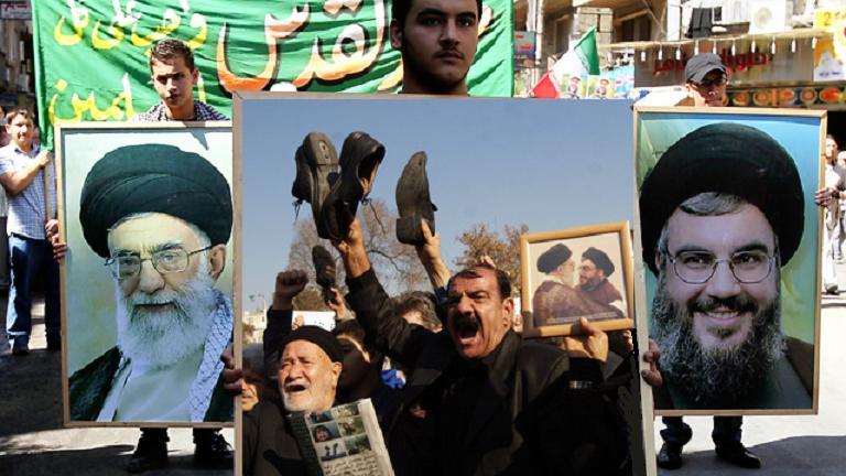 در وحشت از سقوط بشار اسد، در تهران مذاکره جاي شعار مرگ برآمريكا را می گیرد