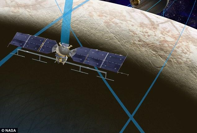 کاوشگر «اروپا» یک قدم به کشف احتمالی حیات فرازمینی نزدیکتر شد