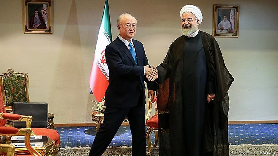 """""""درباره ابعاد نظامی احتمالی برنامه هستهای ایران گزارش میدهیم"""""""