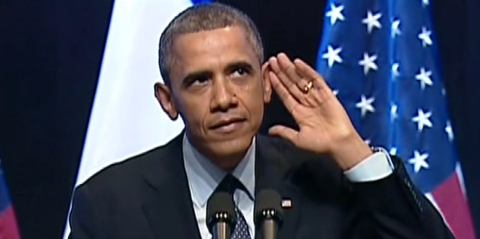 اوباما: اگر ايران به چند موضوع آخر گردن نگذارد از مذاكرات خارج ميشود