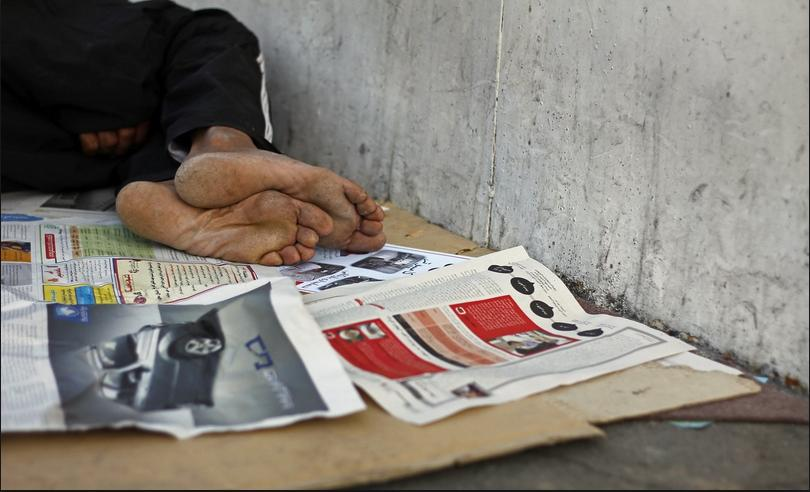 معاون رئیس جمهوری ایران: 5 هزار تن از 15 هزار کارتون خواب ایران زن هستند