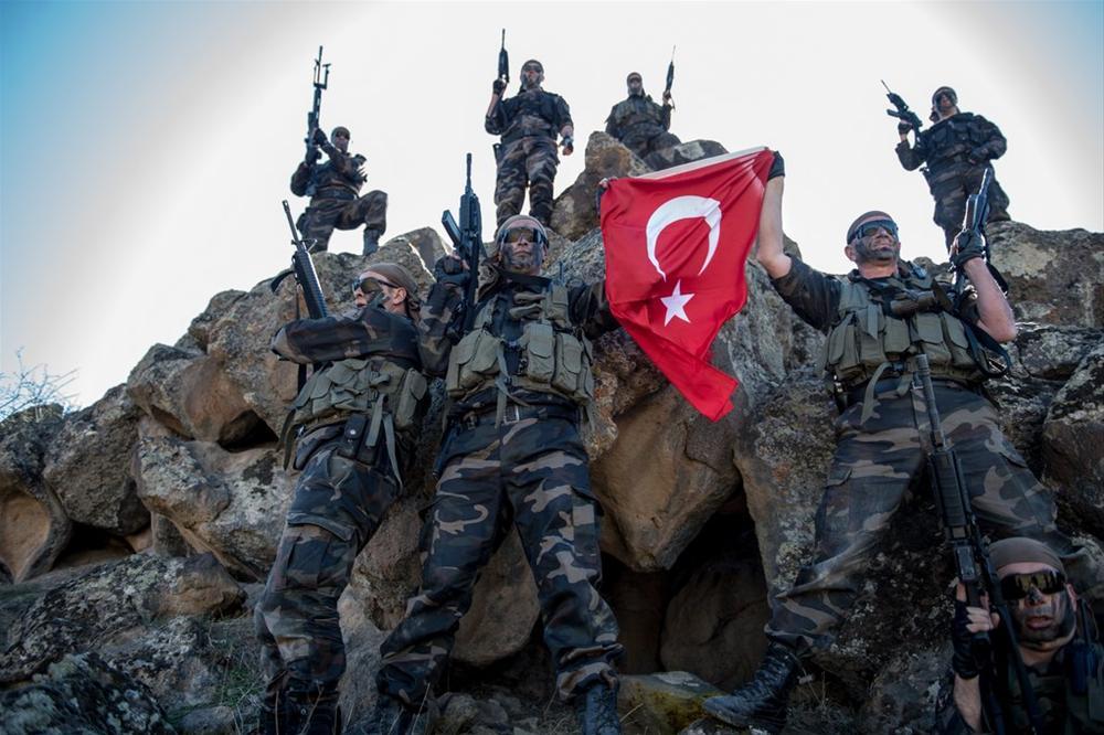 از درون رژيم مقر سپاه پاسداران- ورود تركيه به جنگ ميتواند خاتمه اسد وخاتمه نفوذ ما در منطقه باشد