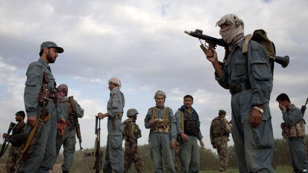 هشت پلیس محلی در شمال افغانستان به گروه طالبان پیوستند
