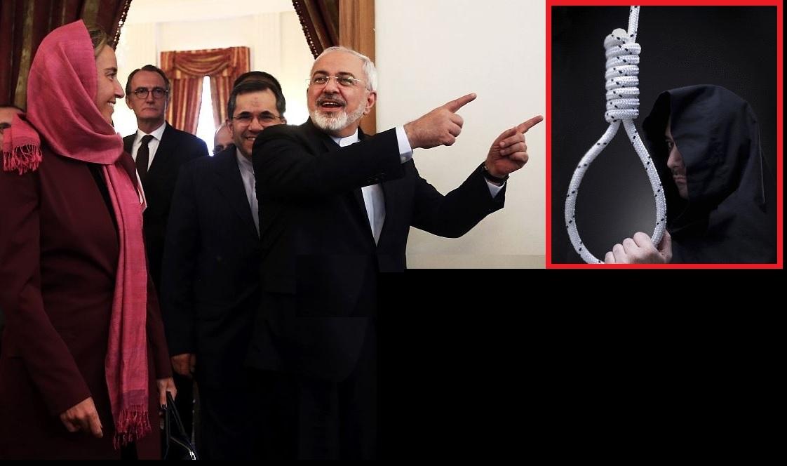 عبدالکریم لاهیجی: عقد قرارداد با ایران را مشروط به بهبود وضعیت حقوق بشر کنید