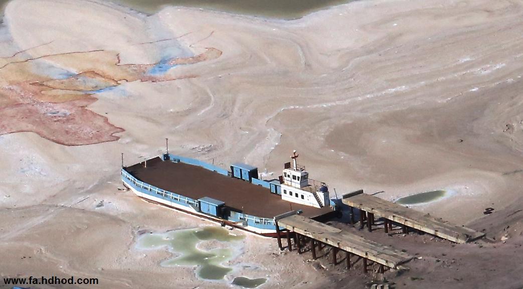 افزایش سرطان و بیماریهای ریوی به دلیل خشک شدن دریاچه ارومیه