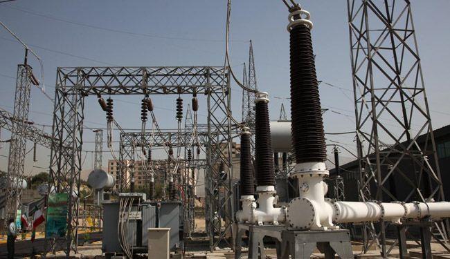 قطع برق صادراتی ایران به عراق در پی انفجار در ایستگاه  فشار قوی