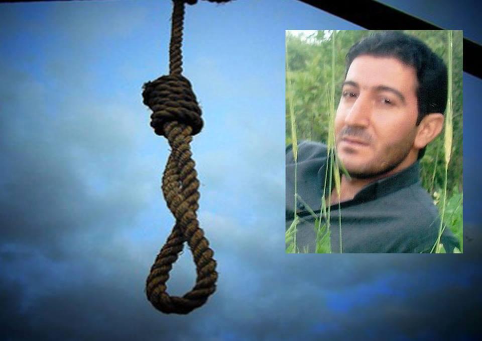 رژیم تهران بی اعتنا به درخواستهای بین المللی یک زندانی سیاسی کرد را اعدام کرد