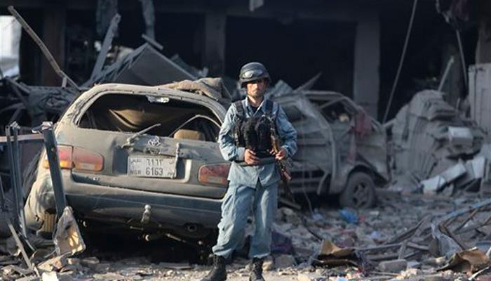 یک انفجار شدید کابل پایتخت افغانستان را لرزاند
