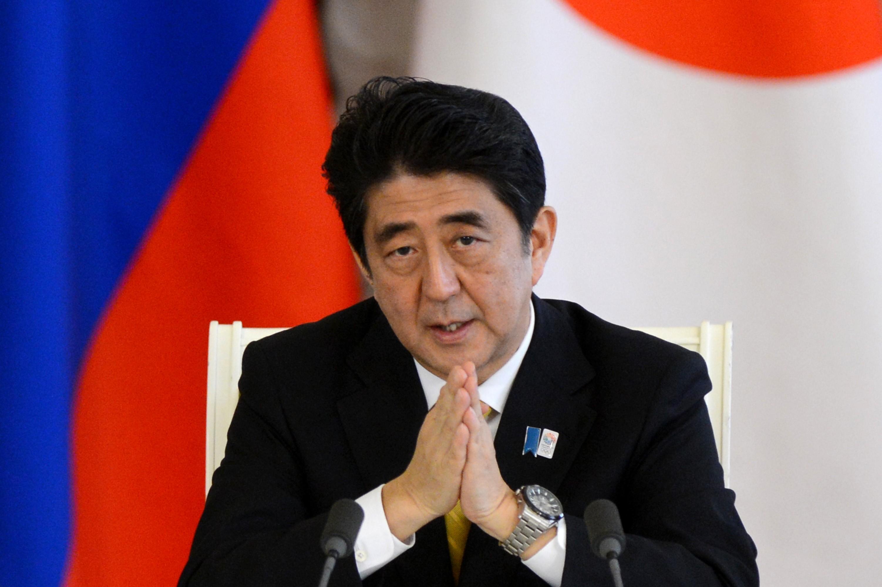 نخست وزیر ژاپن: ژاپن بابت جنگ جهانی دوم عذرخواهی کرده است