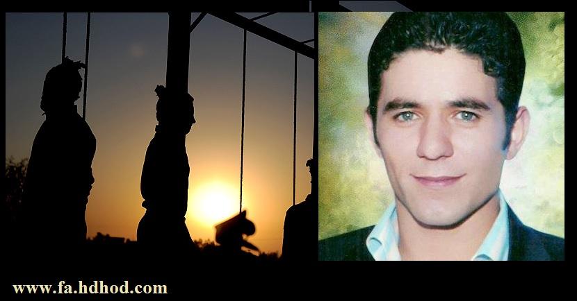 بهروز آلخانی زندانی سیاسی کرد بهمراه پنج زندانی دیگر در زندان ارومیه اعدام شد