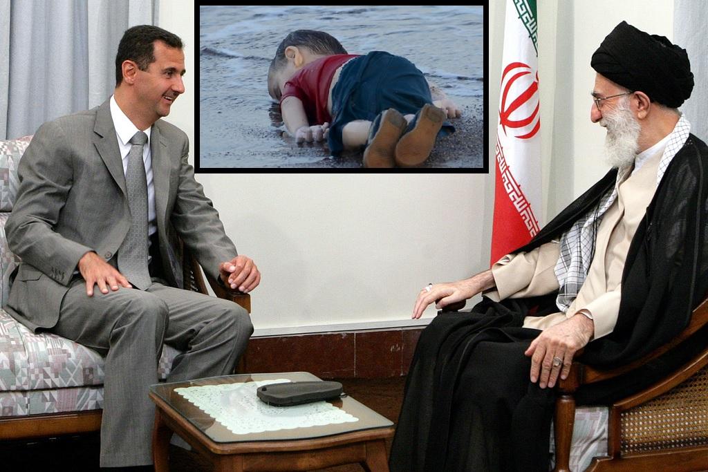 چرا عکس کودک غرق شده سوری را منتشر کردم؟