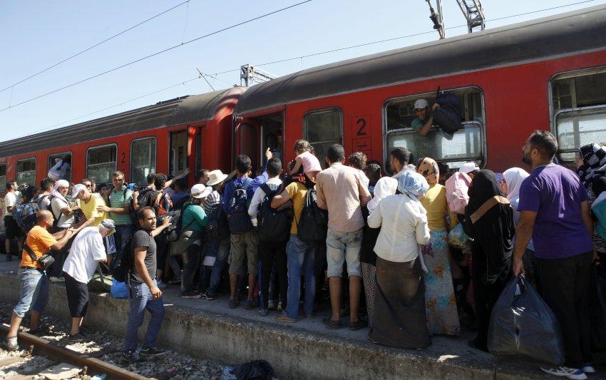 مخالفت کشورهای اروپای شرقی با پذیرش پناهجویان
