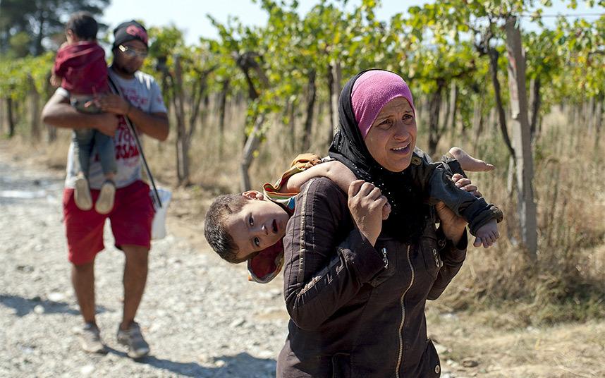 اجازه انتقال پناهجویان از مجارستان به اتریش و آلمان