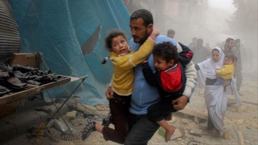 کشته شدن دو هزار و 209 کودک در هشت ماه گذشته در سوریه