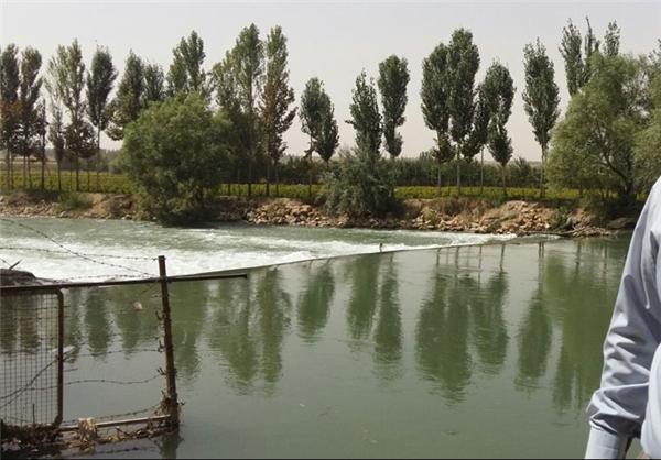 *این کانالهای انتقال آب عملا هر کدام یک رودخانه بوده!