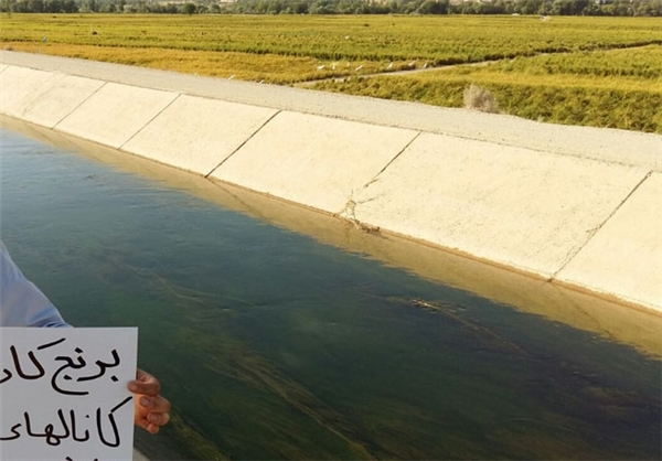 گزارش مستند خبرگزاری فارس/آب شرب مردم عرب را برای آبیاری مزارع برنج اصفهانیها بردند