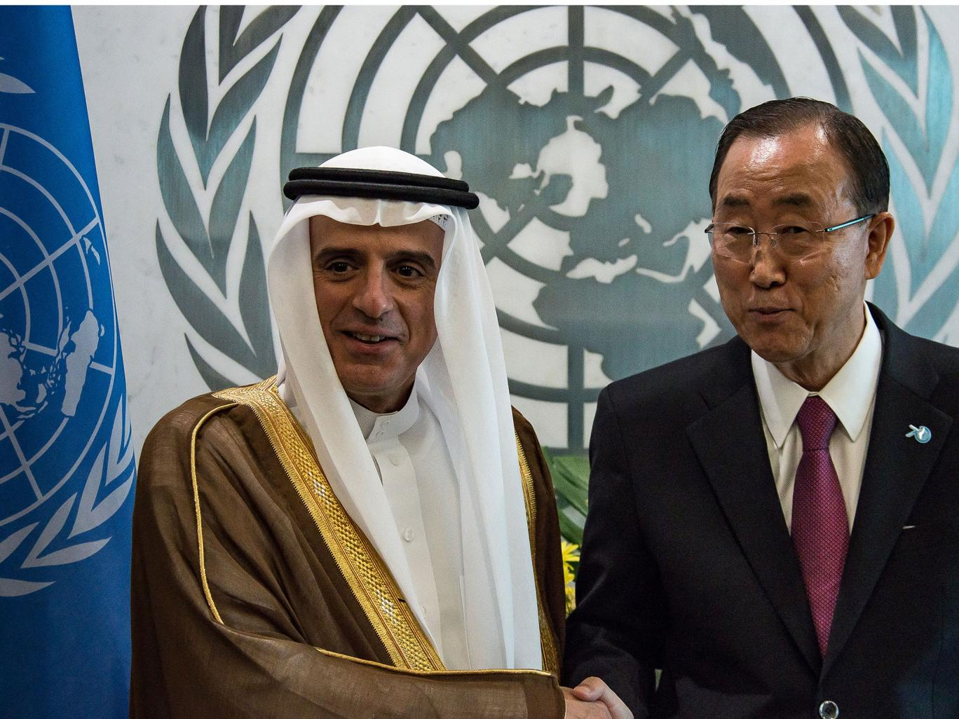 الجبیر در پاسخ به روحانی:ایران عامل بی ثباتی در منطقه و بدبختی مردم سوریه و یمن است