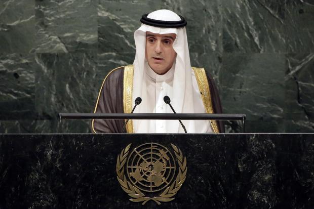 عادل الجبیر: برای سرنگونی اسد ممکن است گزینه نظامی انتخاب شود