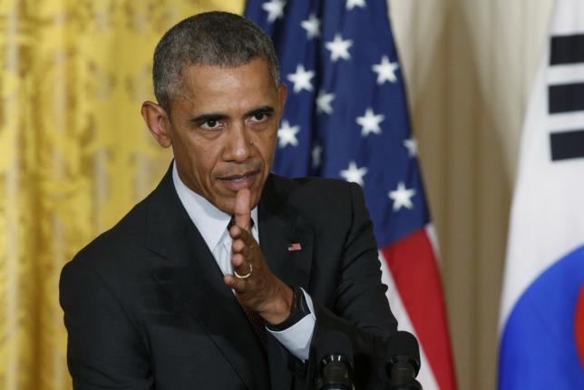 باراک اوباما: اعمال فشار بر تهران به دلیل آزمایشهای موشکی و رفتار بد آن کشور در منطقه ادامه دارد