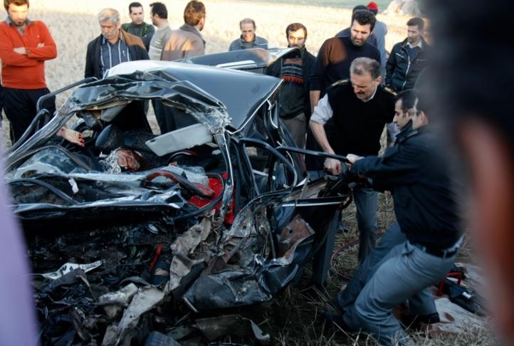 ماهیانه بیش از 100 شهروند تهرلنی بر اثر حوادث رانندگی کشته می شوند