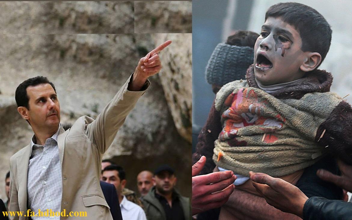 کشته شدن 104 نفر از شهروندان سوریه بر اثر شکنجه در ماه گذشته