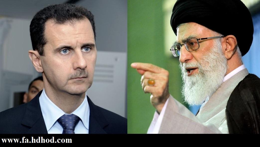 سیاست دوگانه ایران در سوریه و مسائل منطقه