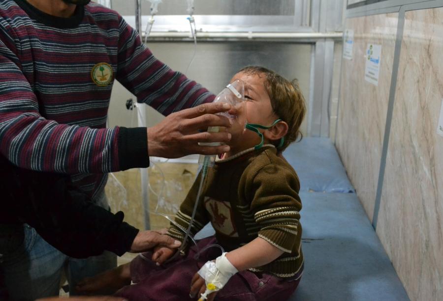 سازمان منع سلاحهای شیمیایی: در درگیریهای سوریه از گاز خردل استفاده شده است