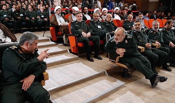 محاکمه نظامی سپاه پاسدرانی که به سوریه نروند