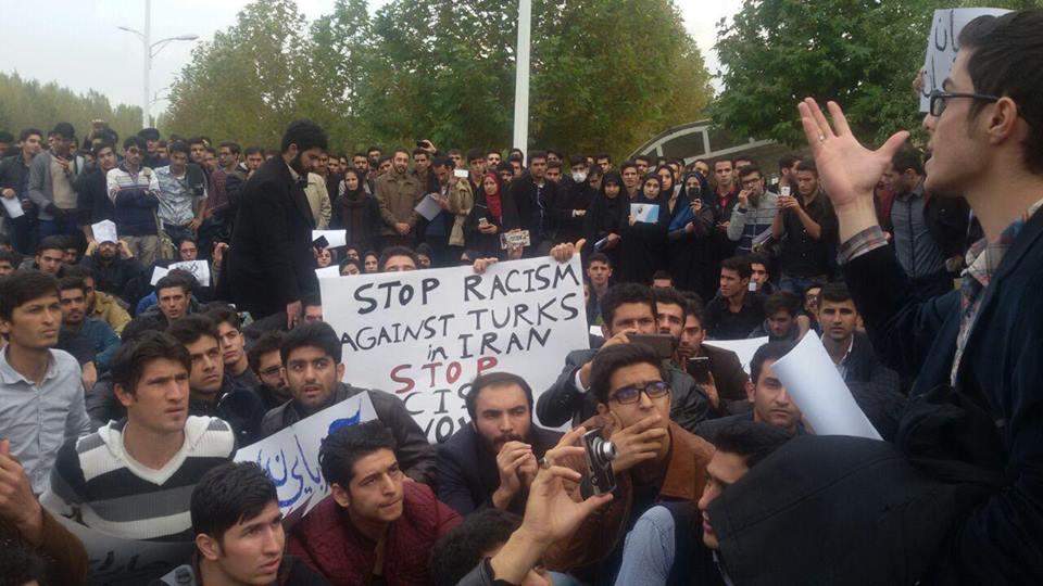 دلایل تظاهرات اعتراضی ترکهای ایران در روزهای اخیر