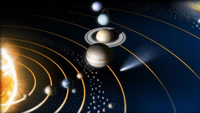 مشتری یک سیاره را از منظومه شمسی «بیرون کرده»