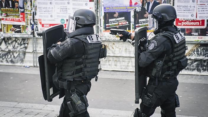 اعلام بالاترین سطح هشدار امنیتی در بلژیک