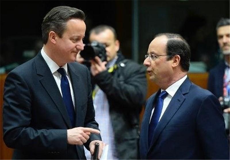 همکاری های فرانسه و انگلستان در مبارزه با داعش افزایش مییابد