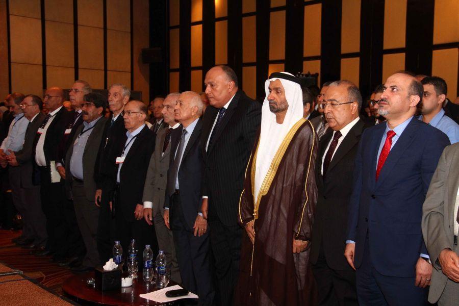 اجلاس ریاض برای انتخاب هیأت نمایندگی اپوزیسیون سوریه