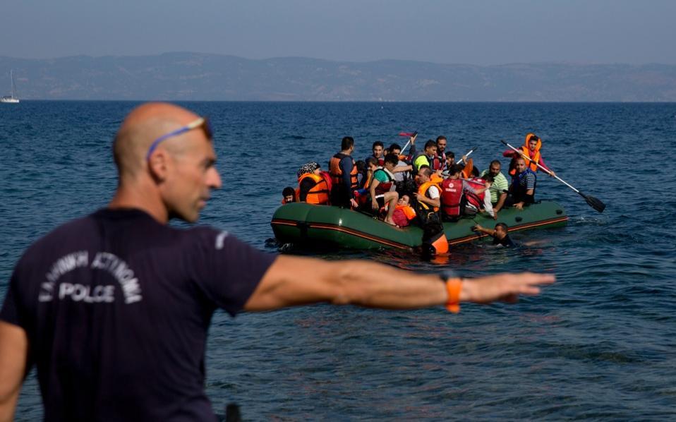 مادر پناهجو أهل سوریه به همراه هفت فرزندش درآبهای یونان غرق شدند