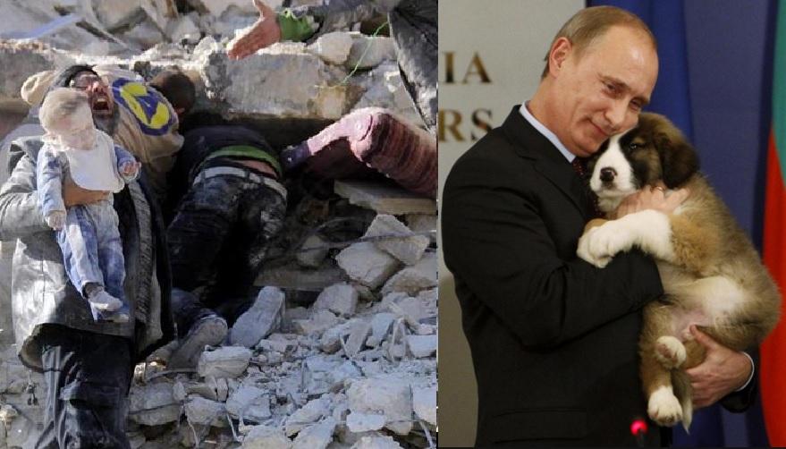 حملات جنگندههای روسی به غیر نظامیان و مناطق مسکونی در شهر حلب بیش از یکصد کشته و زخمی برجای گذاشت