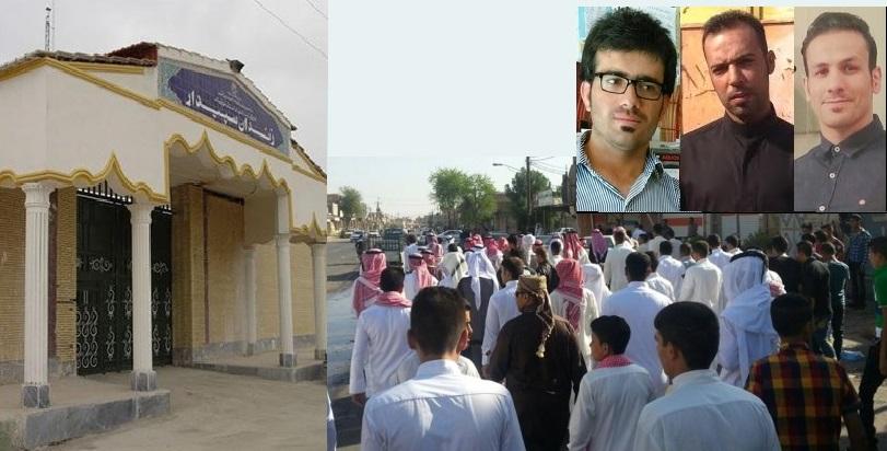 بی خبری از شش فعال فرهنگی عرب بازداشت شده در اهواز