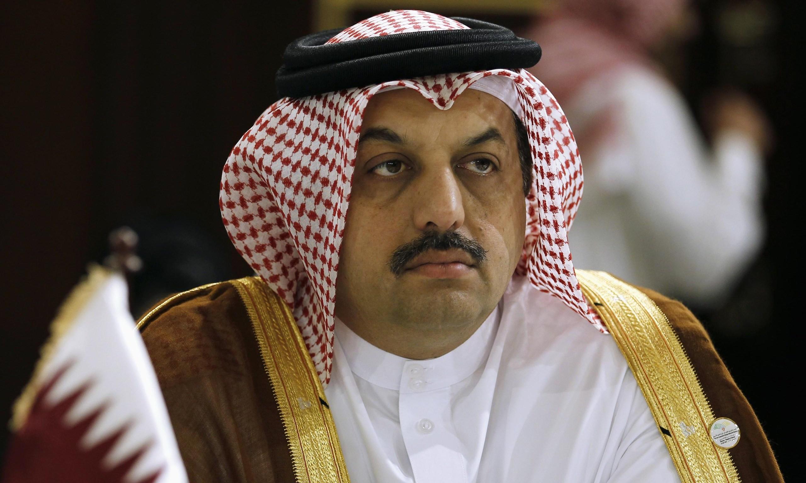 وزیر خارجه قطر: اسد و رژیم وحشی وی بزرگترین پشتیبان تروریسم هستند 
