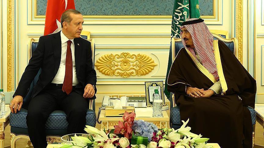 همکاری استراژیک عربستان سعودی و ترکیه