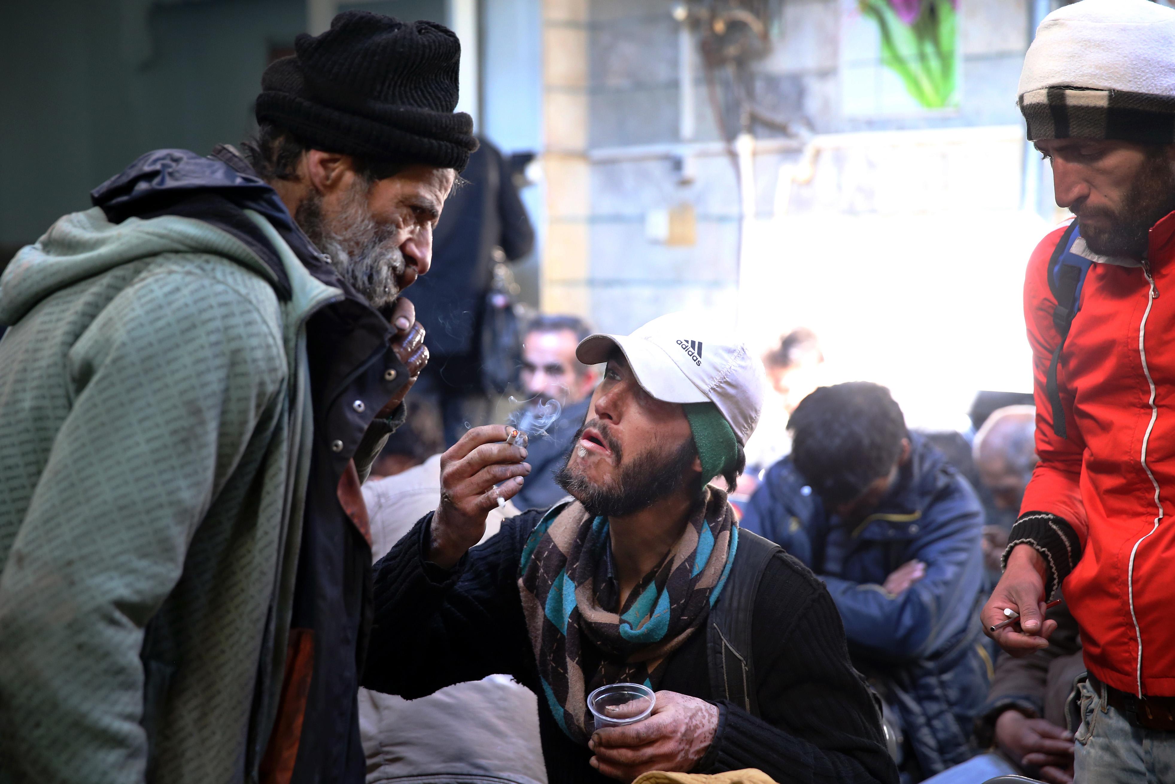 مواد مخدربزرگترین بحران اجتماعی در ایران