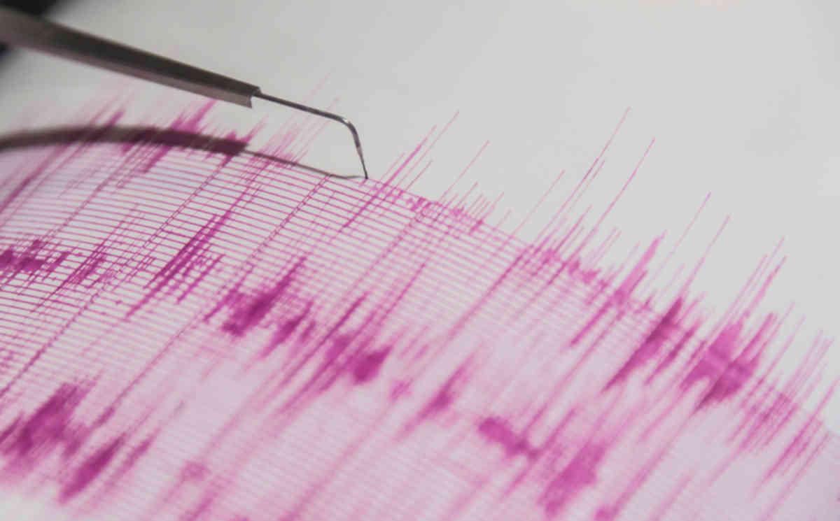 تحقیقات،زمین شناسیزمین لرزه 6.7 ریشتری در ژاپن