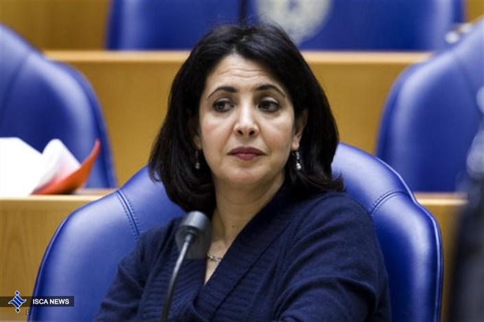 یک زن مراکشیتبار رئیس پارلمان هلند شد
