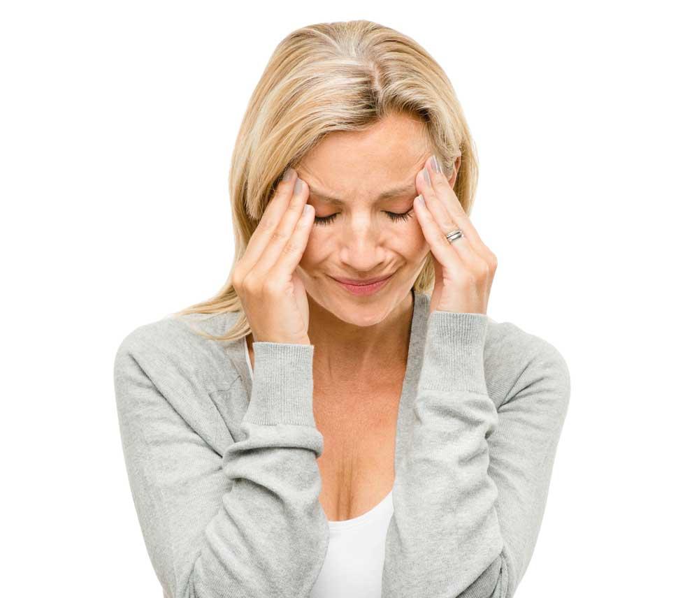 نشانه های سکته مغزی در زنان