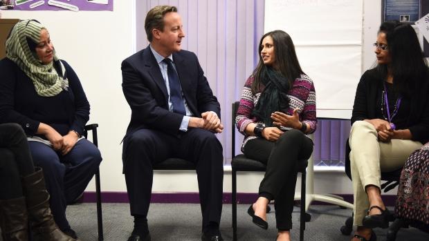 برنامه دولت بریتانیا برای زنان مسلمان