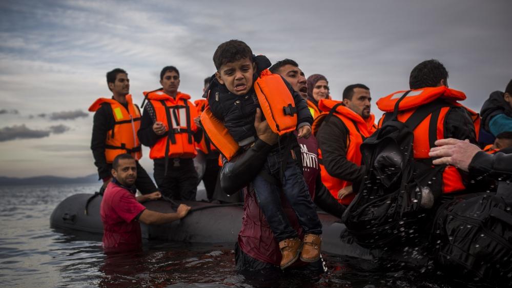 دهها پناهجو در آبهای ترکیه غرق شدند
