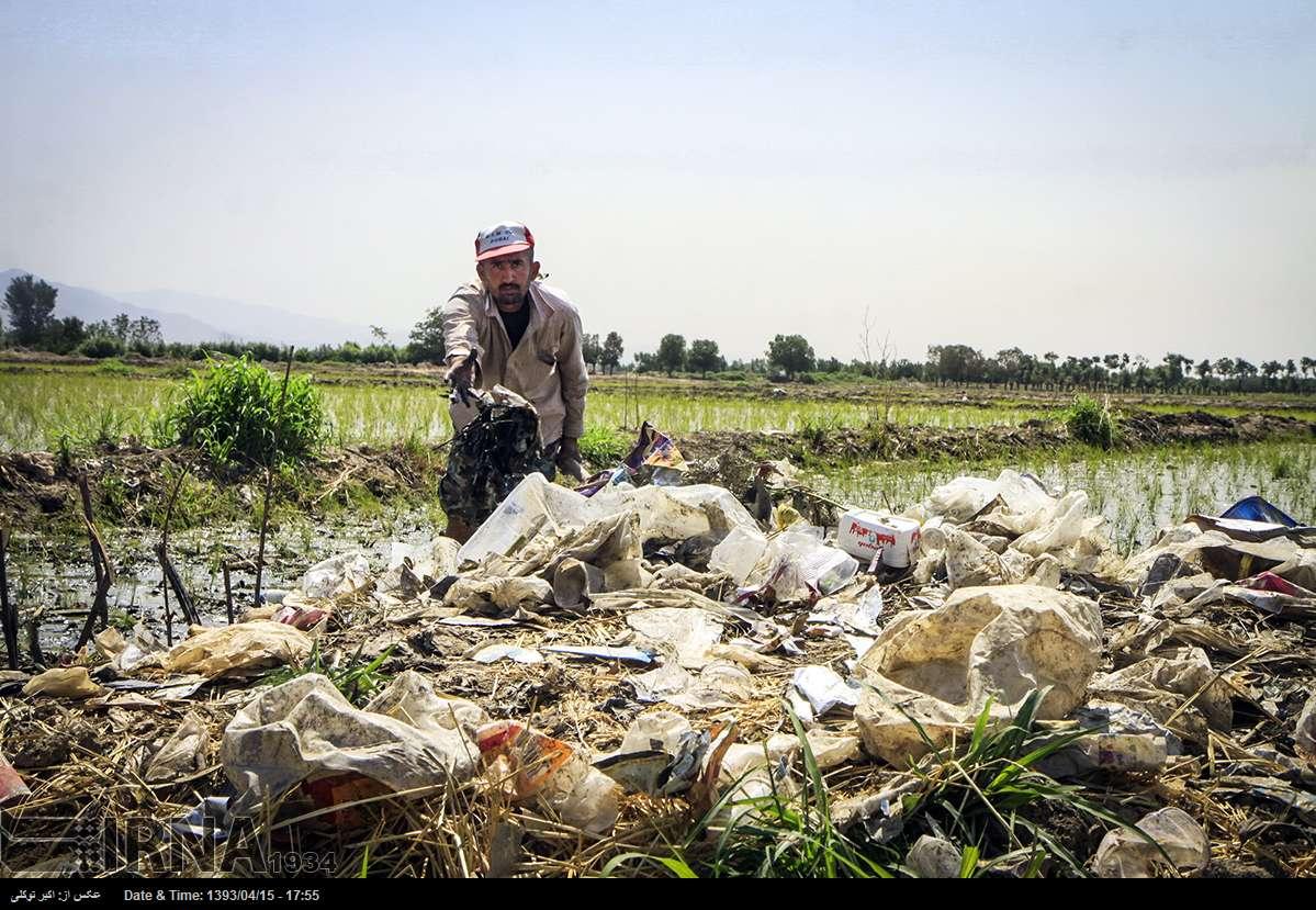 فاضلاب جنوب تهران، آلوده ترین آب دنیاست