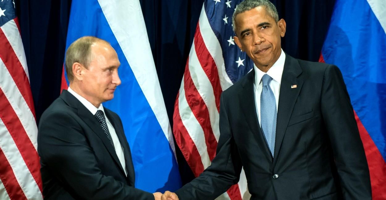 پوتین و اوباما برای همکاری در مورد سوریه توافق کردند