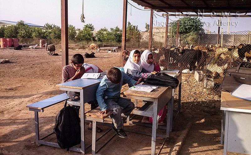 مسمومیت 7 دانشآموز شیبانی در آزمایشگاه مدرسه